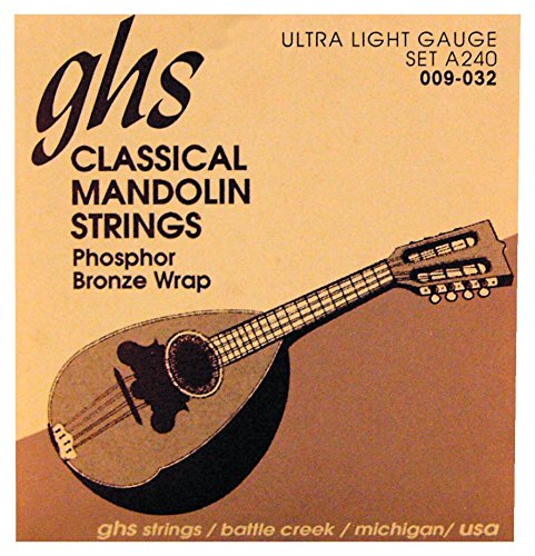 Ghs Classic Mandolin 9-32 by GHS
