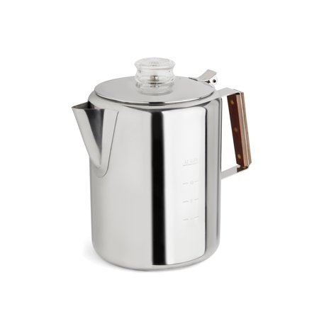 Rapid Brew 2-12 Cup Stainless Steel Percolator