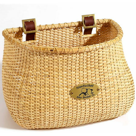 Nantucket Basket Co. Child's Lightship, Classic/Tapered, Natural
