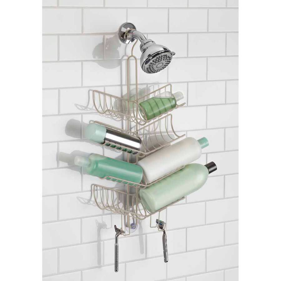 InterDesign Verona Shower Caddy, Satin by INTERDESIGN