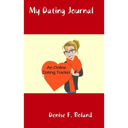 My Dating Journal : An Online Dating Tracker (Hardcover)