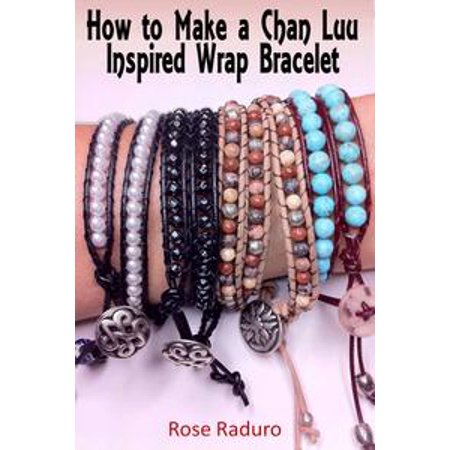 How to Make a Chan Luu Inspired Wrap Bracelet - (Chan Luu Chain Necklace)