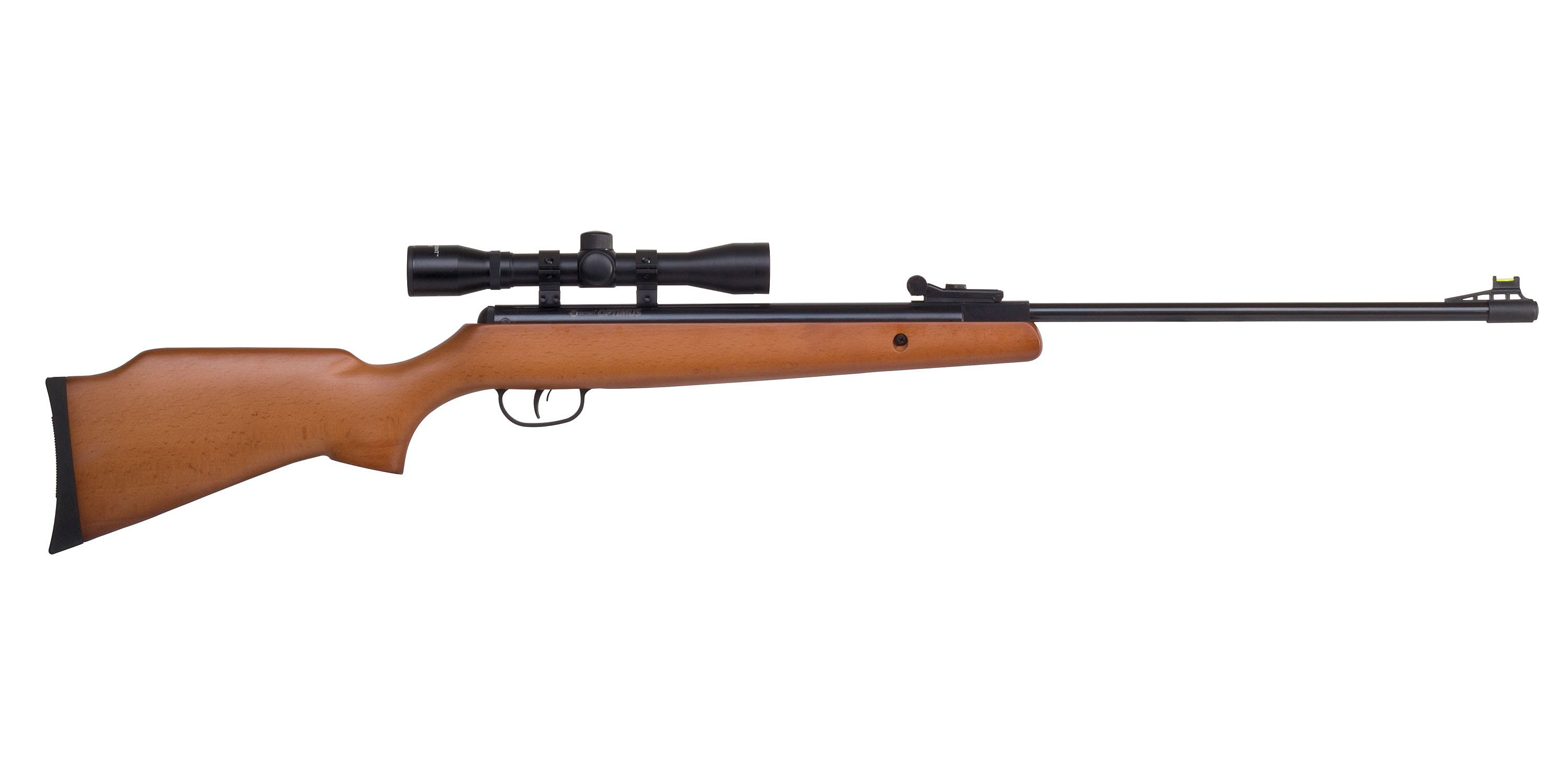 Crosman Optimus .177 Caliber Break Barrel Air Rifle With Scope by Crosman