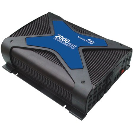 whistler pro 2000w pro 2000 watt power inverter