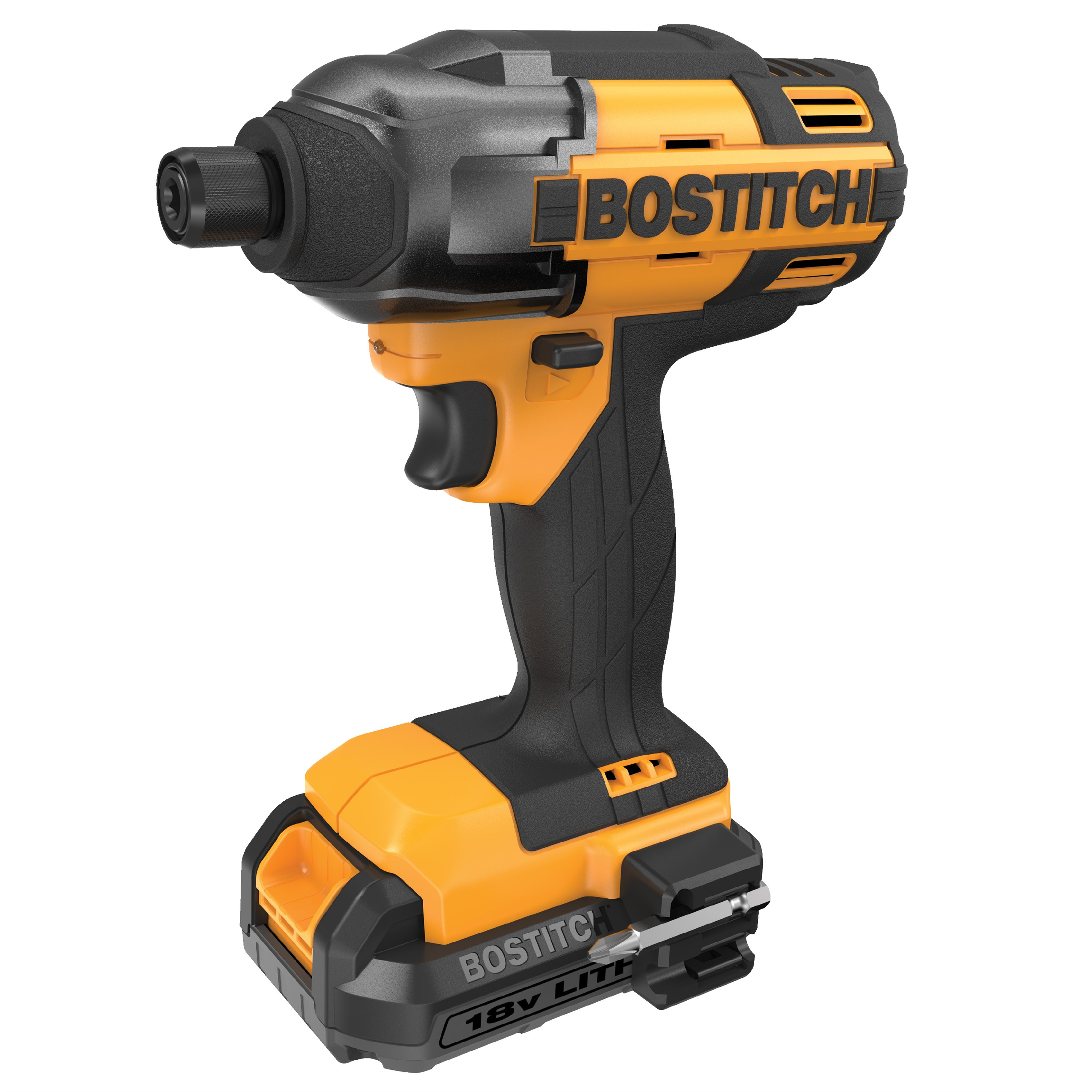 BOSTITCH 18-Volt Lithium-Ion Impact Driver, BTC441Lb