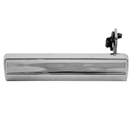 Drivers Outside Outer Chrome Door Handle Replacement for Buick Chevrolet GMC Pickup Truck SUV 20111713