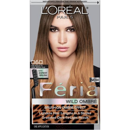 l 39 oreal paris feria ombre brush on hair color. Black Bedroom Furniture Sets. Home Design Ideas
