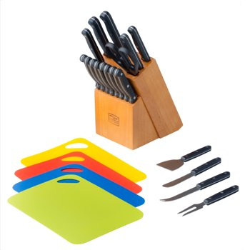 Chicago Cutlery Essence 23-Piece Block Set