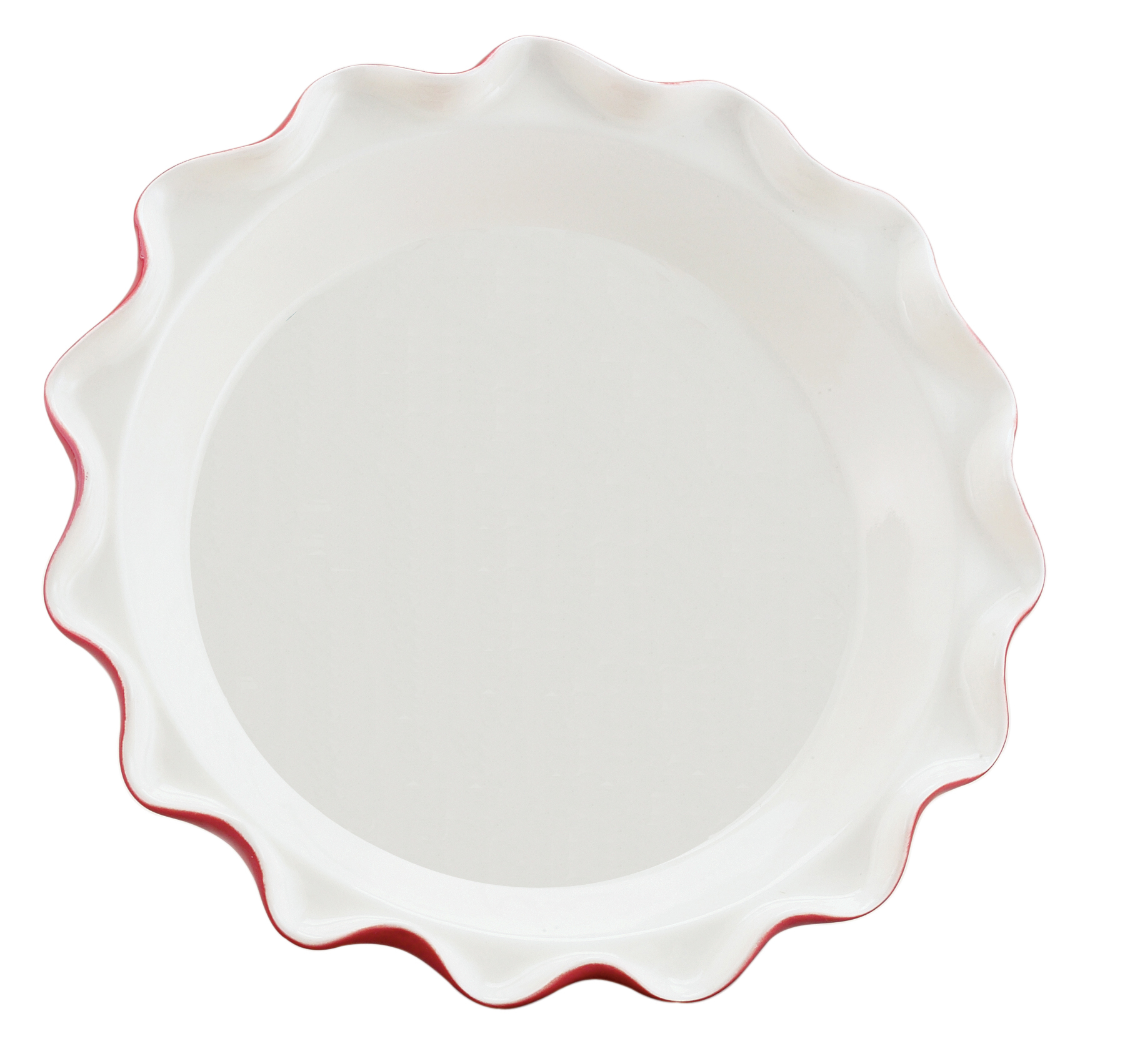 Rose Levy Beranbaum's Rose's Perfect Pie Plate with Recip...