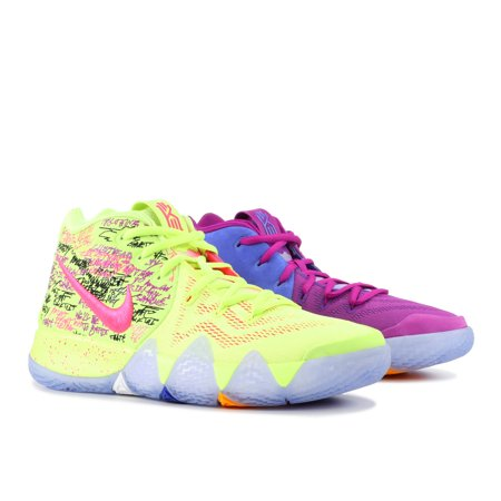 new product 9d96f b2daf Nike - Unisex - Kyrie 4 (Gs) 'Multicolor' - Aa2897-900 ...