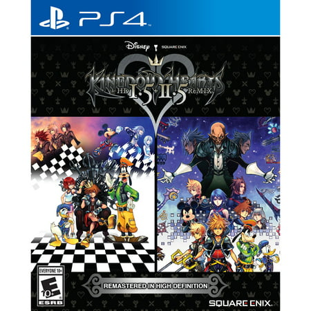 Square Enix Kingdom Hearts HD 1.5+2.5 - Pre-Owned (PS4) - Kingdom Hearts Halloween Town Voice Actors