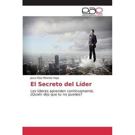 El Secreto Del Lider  Spanish