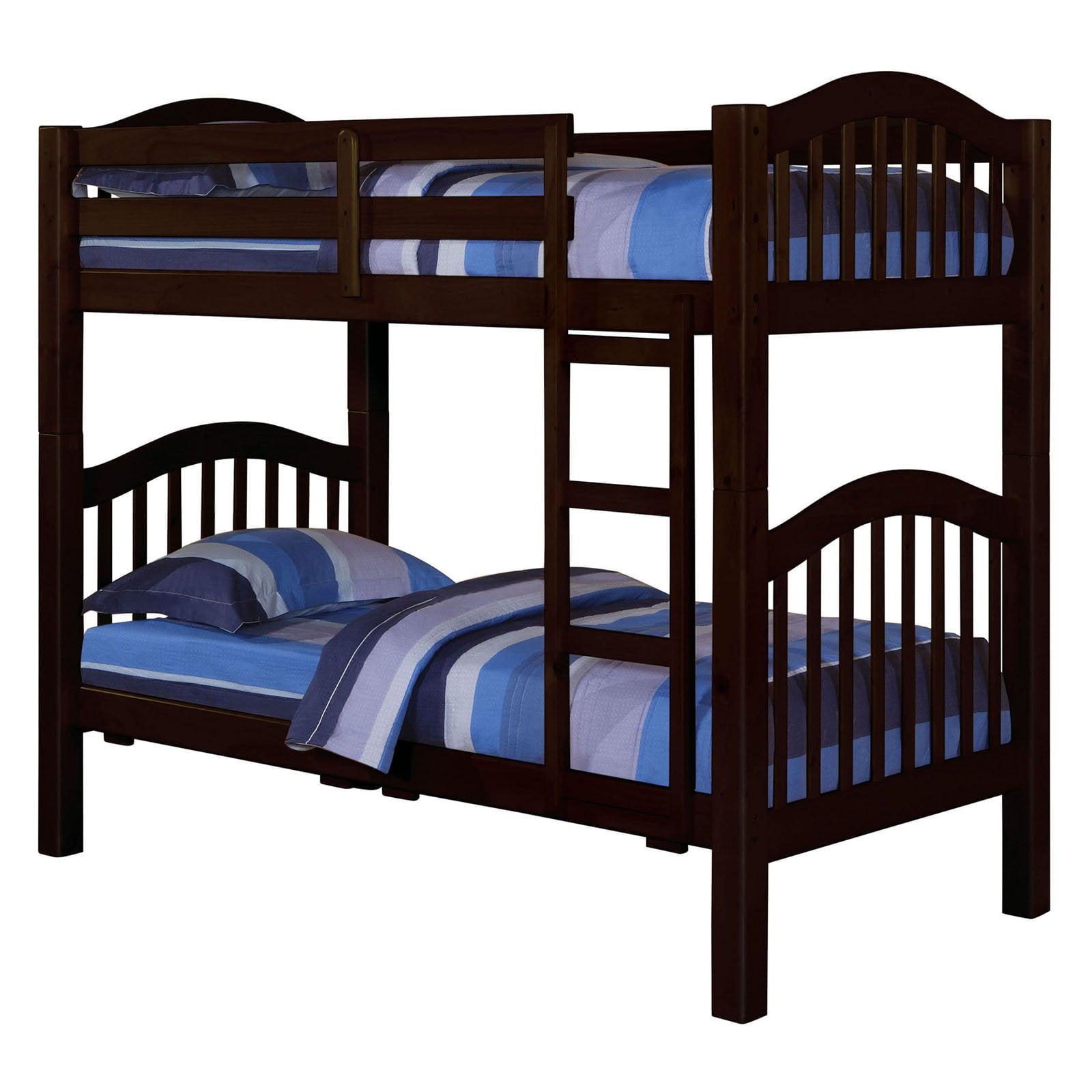 Acme Furniture Heartland Twin Over Twin Bunk Bed