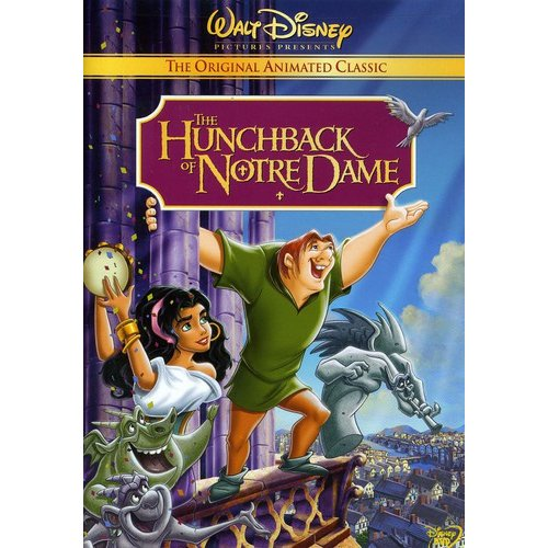 The Hunchback Of Notre Dame (Animated) (Widescreen)