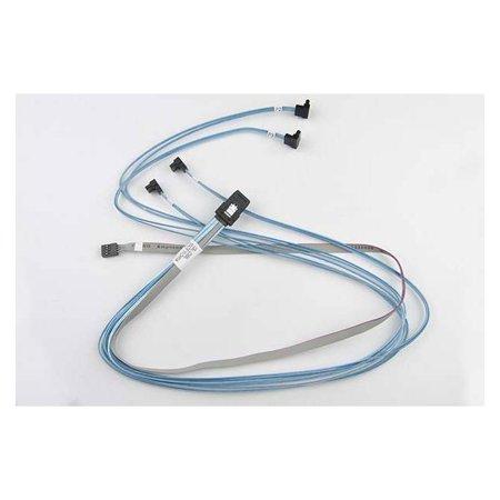 Supermicro Cbl 0388L 70 70 90 90Cm Ipass To 4X Sata Internal Cable W  70Cm Sb