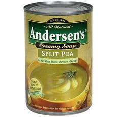 Anderson's Split Pea Soup, No Fat Can (12x15Oz)