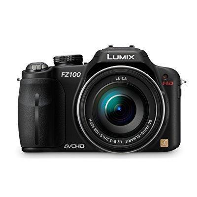 - Panasonic Lumix DMC-FZ100 14.1 MP Digital Camera - International Version