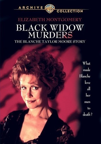 Black Widow Murders: The Blanche Taylor Moore Story by