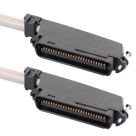 Amphenol Cable Assemblies - ICC-ICPCSTMM10M 25 Pair Amphenol Cable Assembly, Male to Male, 10 ft