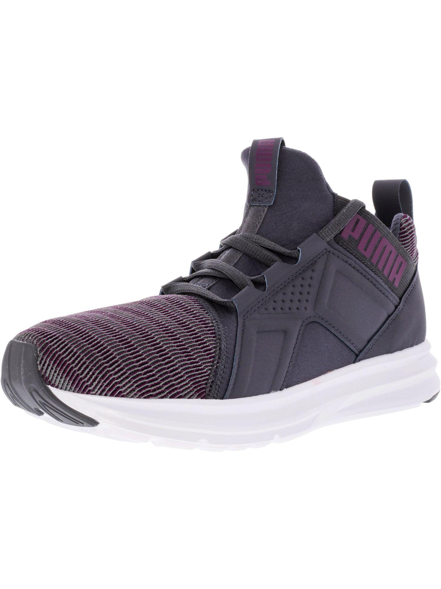 Puma Women's Dark Enzo Colorshift Periscope / Dark Women's Purple Ankle-High Fashion Sneaker - 7.5M b94938