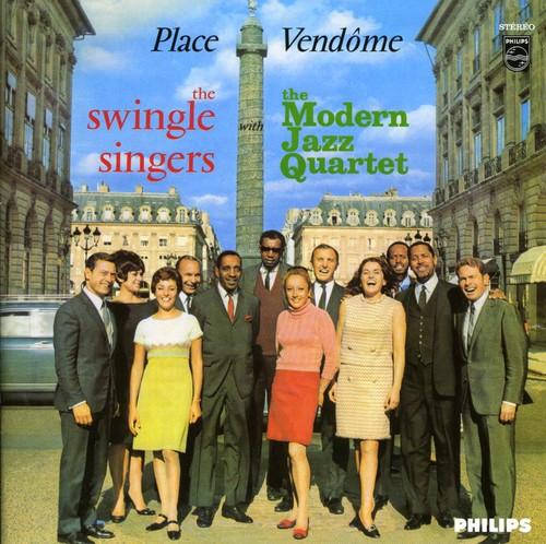 Swingle Singers - Place Vend Me [CD]
