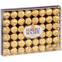 48-Count Ferrero Rocher Hazelnut Chocolates