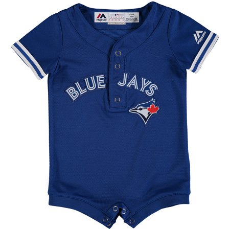 2c64d7aa9 Toronto Blue Jays Majestic Newborn   Infant Alternate Cool Base ...
