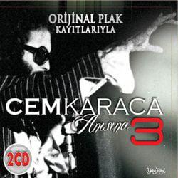 Cem Karaca Anısına 3 (2 CD) (Cem Karaca Vinyl)
