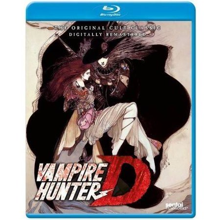 Vampire Hunter D (Confederate Vampires)