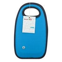 Munchkin 4-Bottle Baby Bottle Cooler Bag, Blue by Munchkin