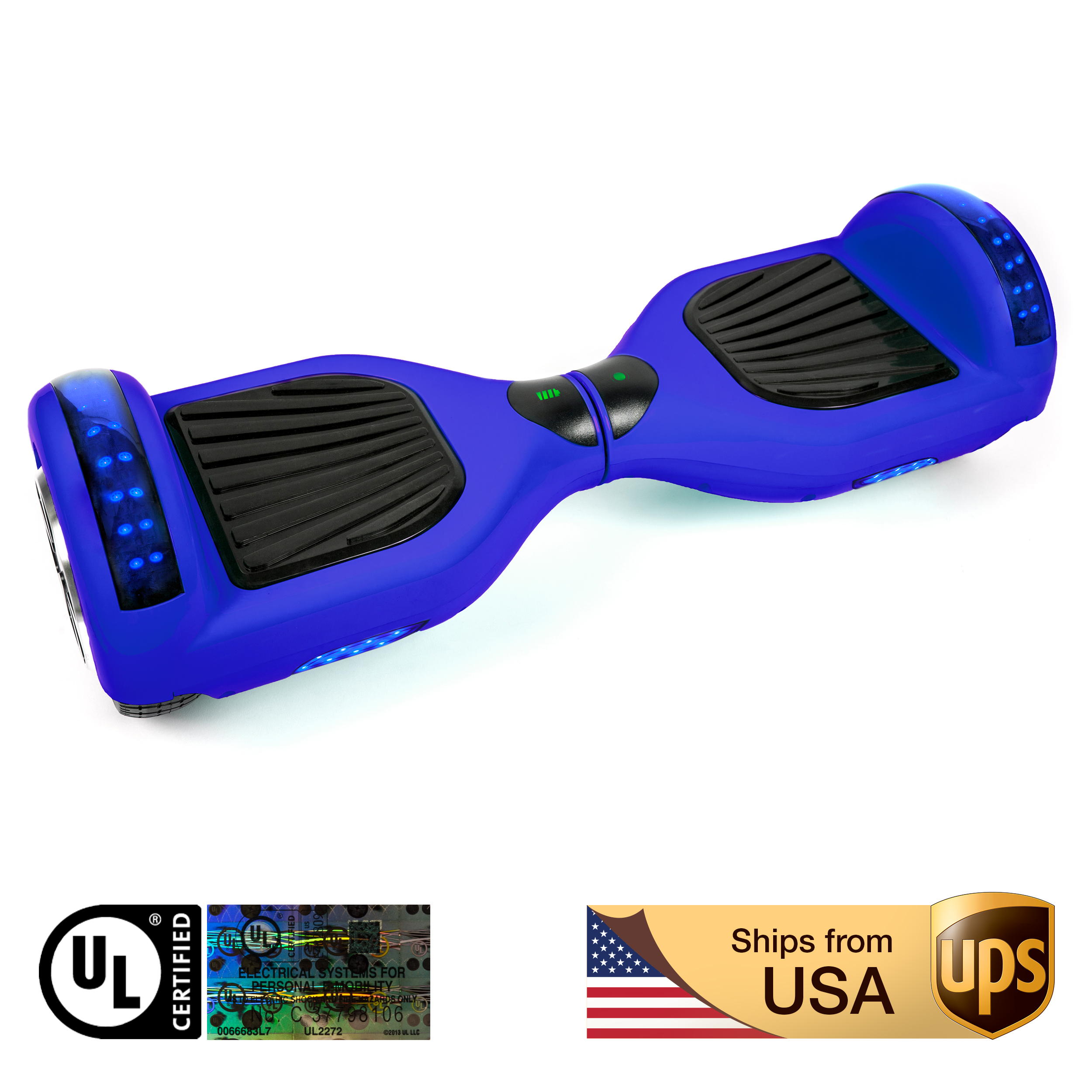 "K5 6.5"" UL2272 Two Wheels Electric Scooter Self Balancing Skateboard Hoverboard with Built-In Bluetooth... by Hoverarea"