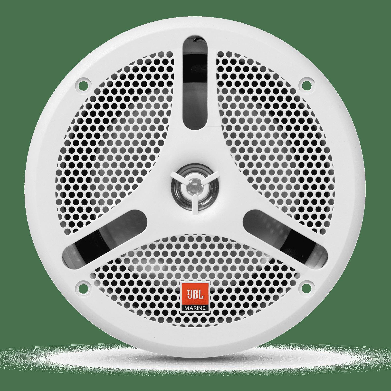 "JBL MS6200 6.5"" 2 Way 180 Watts 4 Ohms Stereo Marine Audio Speakers"