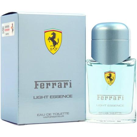Ferrari Light Essence For Men Eau De Toilette  1 3 Oz
