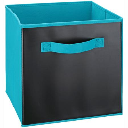ClosetMaid® Cubeicals® Ocean Blue Chalkboard Fabric Drawer