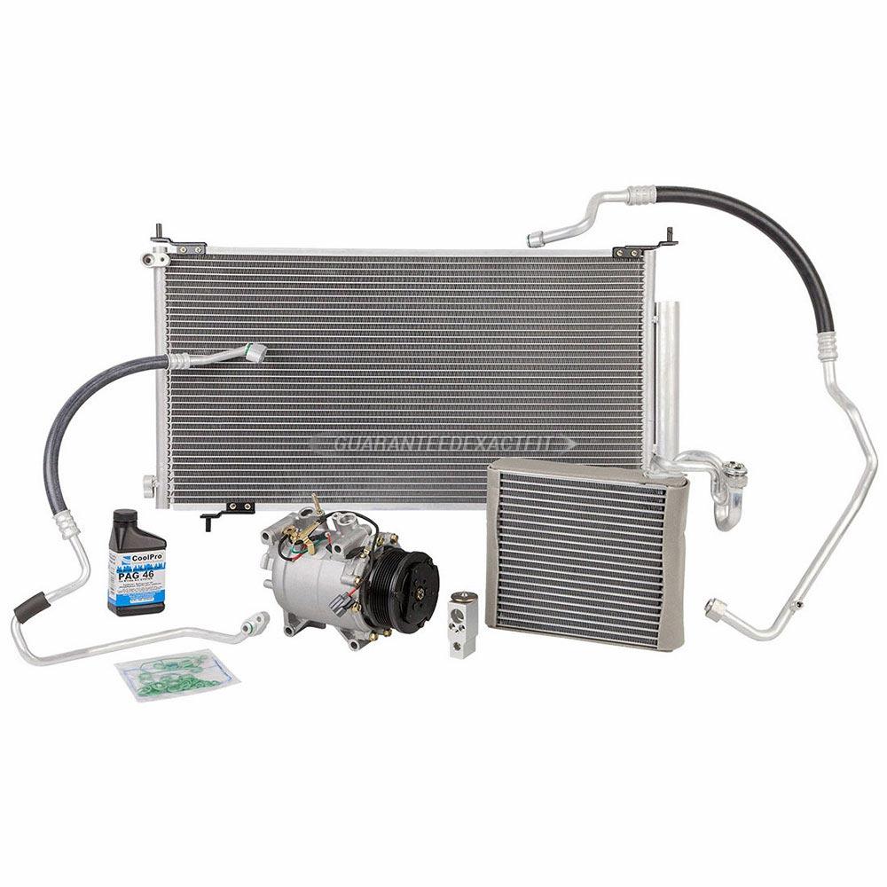 For Honda Cr-v 2002 2003 2004 2005 2006 Ac Compressor W   A  C Repair Kit