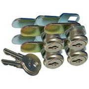 Prime Prodct 183310 0.62 In. Standard Key Cam Lock