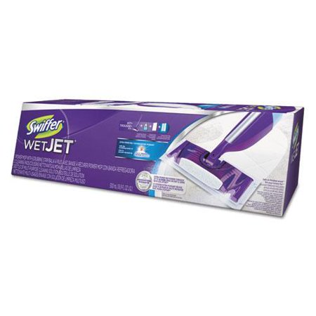Swiffer Wetjet All In One Power Mop Kit Walmart Com