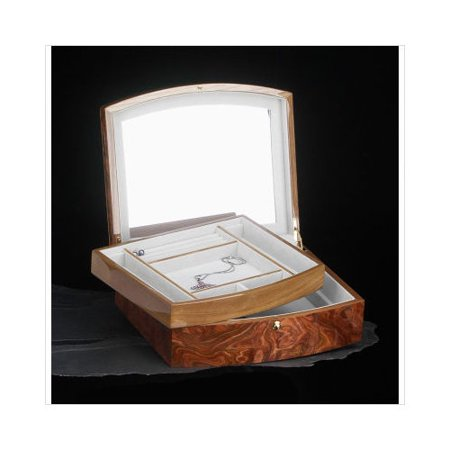 Bey berk 4 39 39 jewelry box in burlwood for Bey berk jewelry box