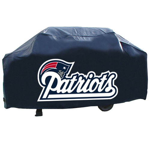 New England Patriots Deluxe Grill Cover