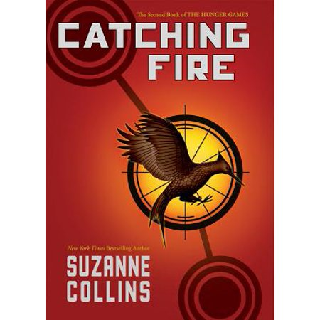 Catching Fire (The Hunger Games, Book 2) - eBook (The Hunger Games Catching Fire Last Scene)