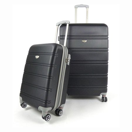 American Green Travel Plateau 2 Piece Luggage Set