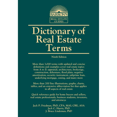 Dictionary of Real Estate Terms - Halloween Real Estate Postcards