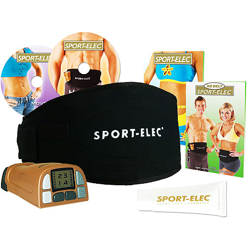 As Seen on TV The AB BELT by SPORT-ELEC