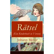 Rätsel (Ein Kinderbuch in Versen) - eBook