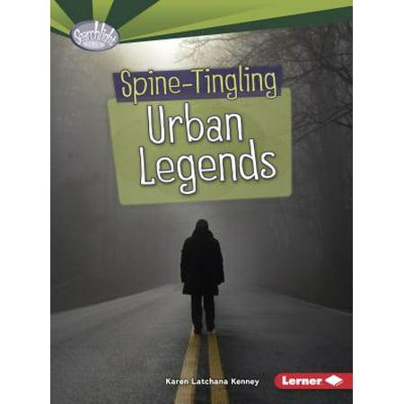 Spine-Tingling Urban Legends