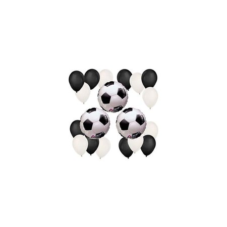 goaaal! soccer birthday party balloon - Soccer Birthday Party Ideas