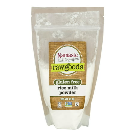 Namaste Raw Goods Rice Milk Powder Gluten Free, 14.0 OZ