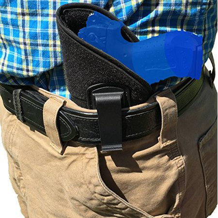 IWB AlphaHolster; Inside The Waist Band Padded Holster; Inside-The-Pant Holster, Concealed Carry (Small, (Best Concealed Carry Pants)