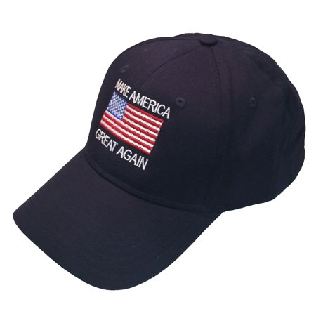 Donald Trump Make America Great Again Flag Hat