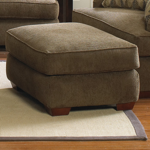 Klaussner Furniture Bellamy Ottoman